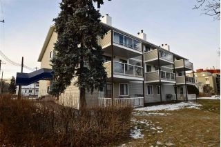 Main Photo: 103 10604 110 Avenue in Edmonton: Zone 08 Condo for sale : MLS® # E4091471