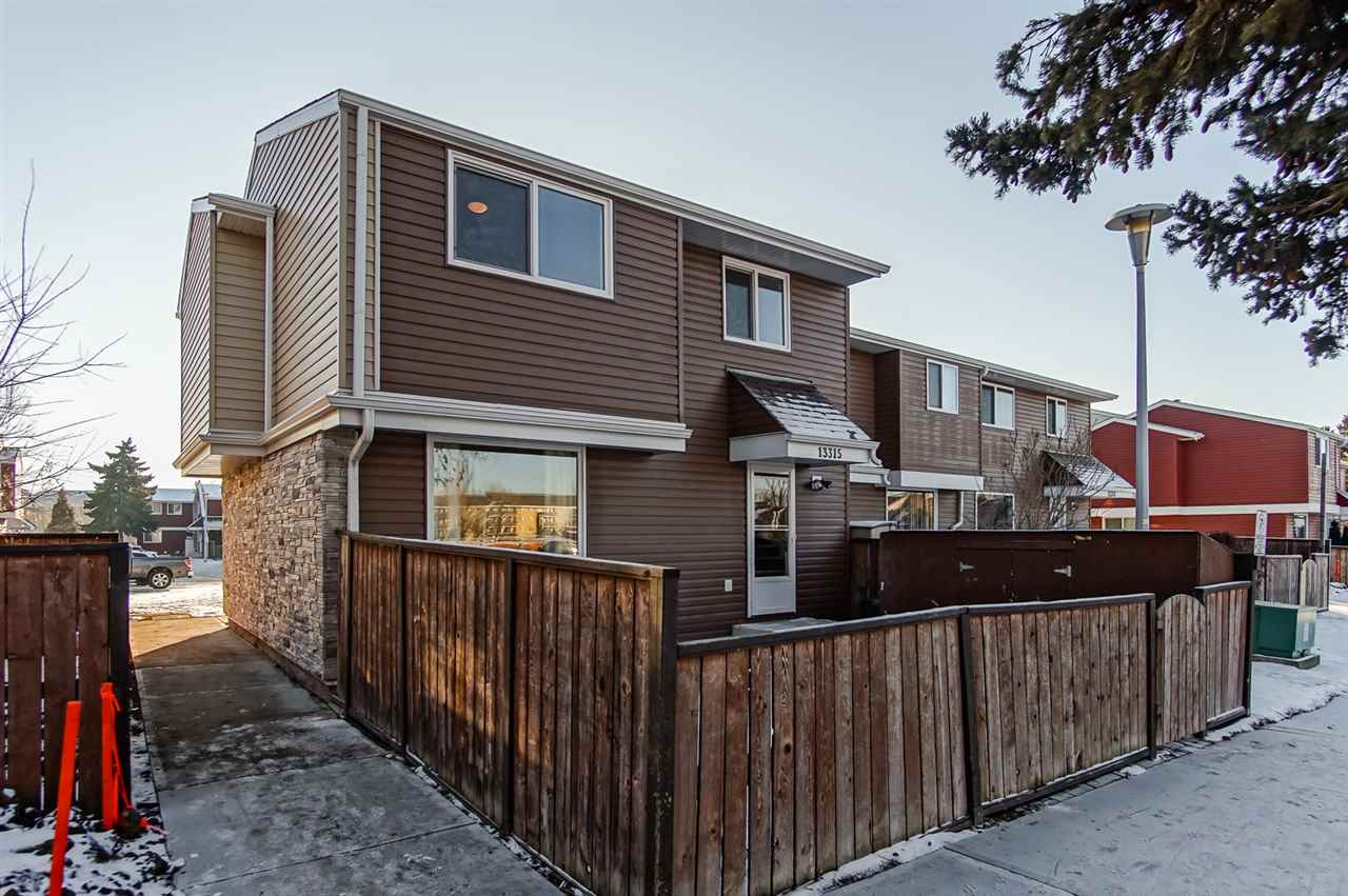 Main Photo: 13315 47 Street NW in Edmonton: Zone 35 Townhouse for sale : MLS® # E4092658