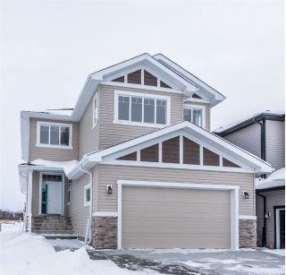 Main Photo: 570 REYNALDS WYND: Leduc House for sale : MLS®# E4096654