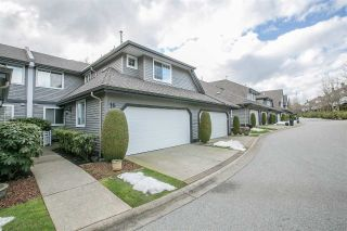 "Main Photo: 16 2615 FORTRESS Drive in Port Coquitlam: Citadel PQ Townhouse for sale in ""ORCHARD HILL"" : MLS® # R2243920"