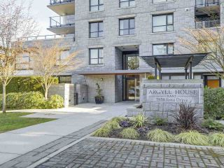 "Main Photo: 301 5958 IONA Drive in Vancouver: University VW Condo for sale in ""ARGYLL HOUSE EAST"" (Vancouver West)  : MLS® # R2247322"