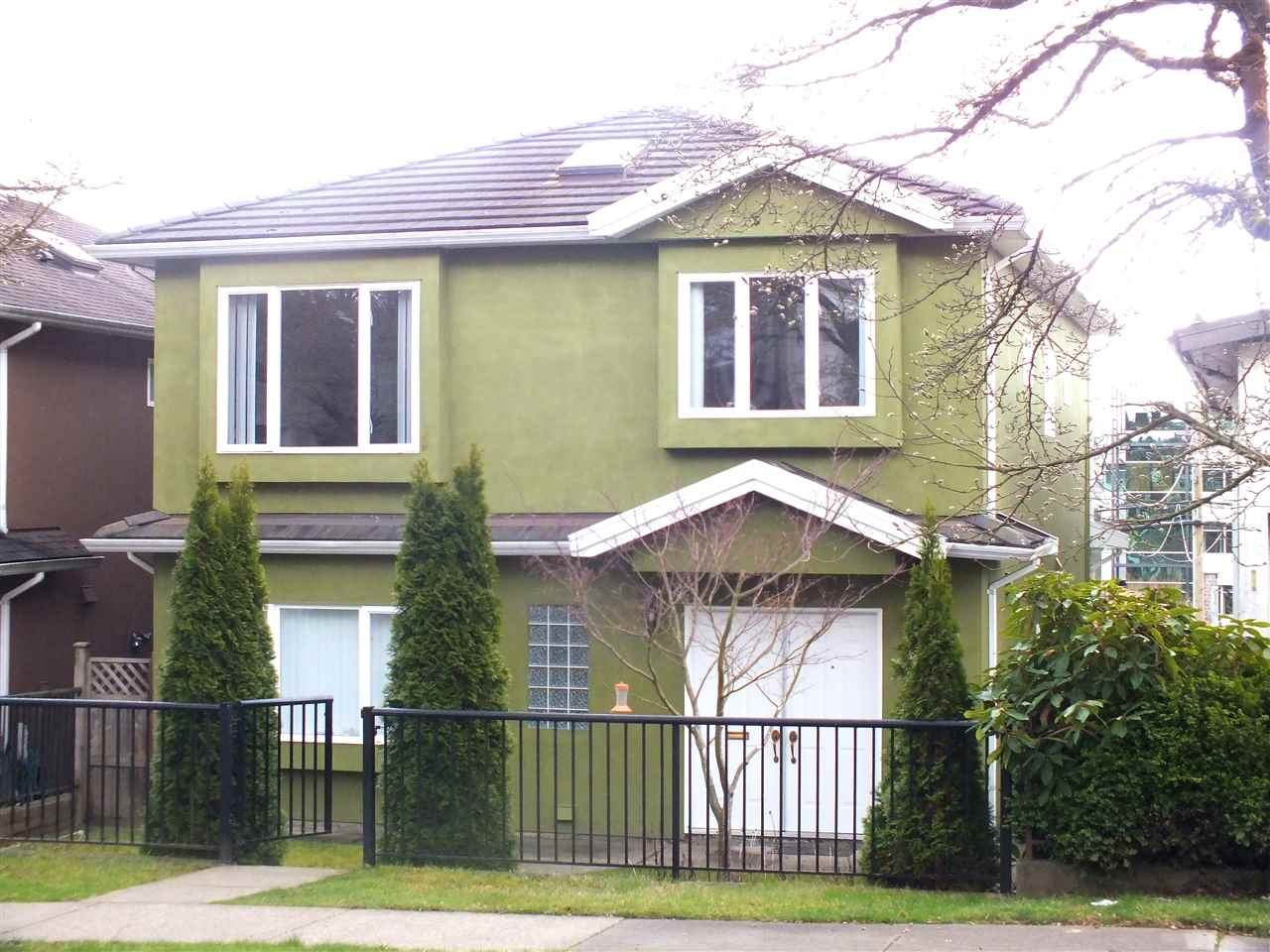 Main Photo: 3048 E 8TH Avenue in Vancouver: Renfrew VE House for sale (Vancouver East)  : MLS®# R2250637