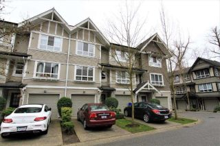 "Main Photo: 65 6747 203RD Street in Langley: Willoughby Heights Townhouse for sale in ""SAGEBROOK"" : MLS®# R2252786"
