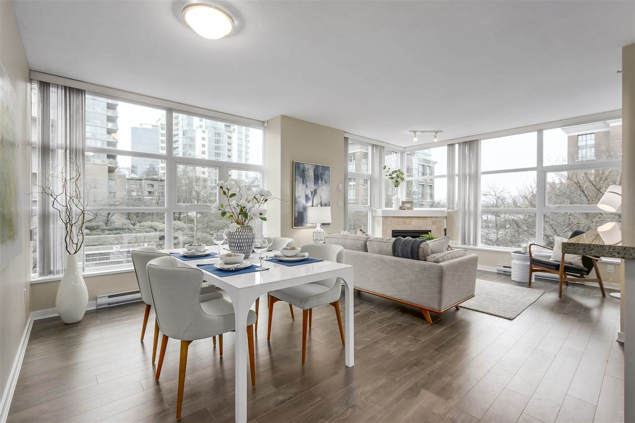 "Main Photo: 305 189 NATIONAL Avenue in Vancouver: Mount Pleasant VE Condo for sale in ""Sussex"" (Vancouver East)  : MLS®# R2257626"