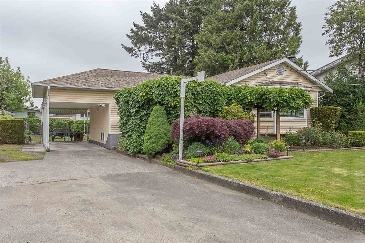 FEATURED LISTING: 46315 BROOKS Avenue Chilliwack