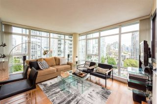 "Main Photo: 1601 1483 HOMER Street in Vancouver: Yaletown Condo for sale in ""WATERFORD"" (Vancouver West)  : MLS®# R2280421"
