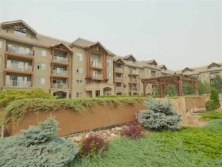Main Photo: 119 278 SUDER GREENS Drive in Edmonton: Zone 58 Condo for sale : MLS®# E4125631