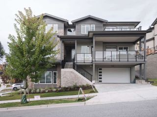 "Main Photo: 1438 STRAWLINE HILL Street in Coquitlam: Burke Mountain House for sale in ""PARTINGTON"" : MLS®# R2303620"