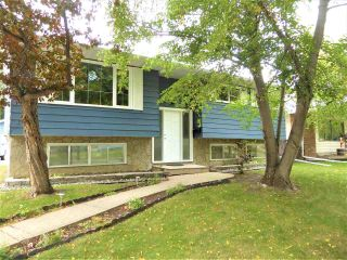 Main Photo: 33 Fawcett Crescent NW: St. Albert House for sale : MLS®# E4128609