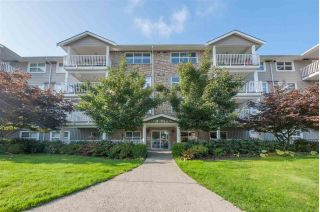 Main Photo: 101 13550 HILTON Road in Surrey: Bolivar Heights Condo for sale (North Surrey)  : MLS®# R2309608
