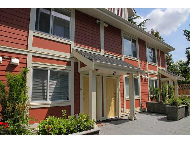 "Main Photo: 15 333 E 33RD Avenue in Vancouver: Main Townhouse for sale in ""WALK TO MAIN"" (Vancouver East)  : MLS(r) # V883499"