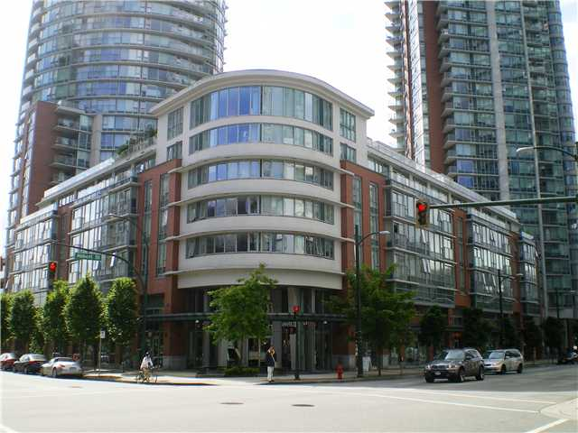 "Main Photo: # 515 -  618 Abbott Street in Vancouver: Downtown VW Condo for sale in ""FIRENZE"" (Vancouver West)  : MLS(r) # V897387"