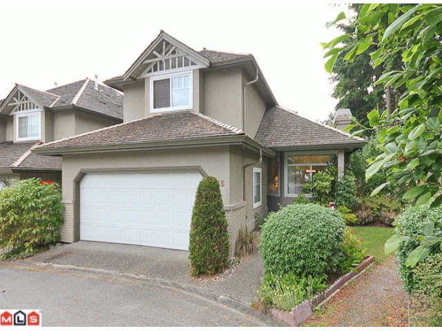 "Main Photo: 26 15151 26TH Avenue in Surrey: Sunnyside Park Surrey Townhouse for sale in ""Westglen"" (South Surrey White Rock)  : MLS(r) # F1116939"