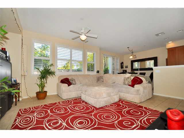 Photo 3: MISSION VALLEY Townhome for sale : 3 bedrooms : 2653 Prato Lane in San Diego