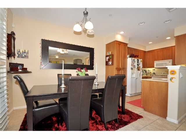 Photo 4: MISSION VALLEY Townhome for sale : 3 bedrooms : 2653 Prato Lane in San Diego