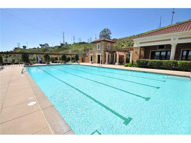 Photo 16: MISSION VALLEY Townhome for sale : 3 bedrooms : 2653 Prato Lane in San Diego