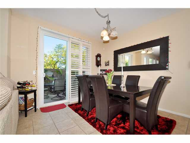Photo 6: MISSION VALLEY Townhome for sale : 3 bedrooms : 2653 Prato Lane in San Diego