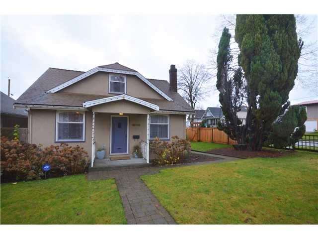 Main Photo: 3202 TURNER Street in Vancouver: Renfrew VE House for sale (Vancouver East)  : MLS® # V982077