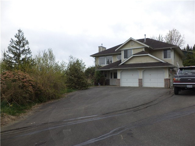 Main Photo: 26956 104TH AV in Maple Ridge: Thornhill House for sale : MLS®# V1003751