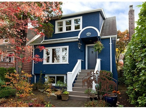 Main Photo: 4054 16TH Ave W in Vancouver West: Dunbar Home for sale ()  : MLS® # V988618
