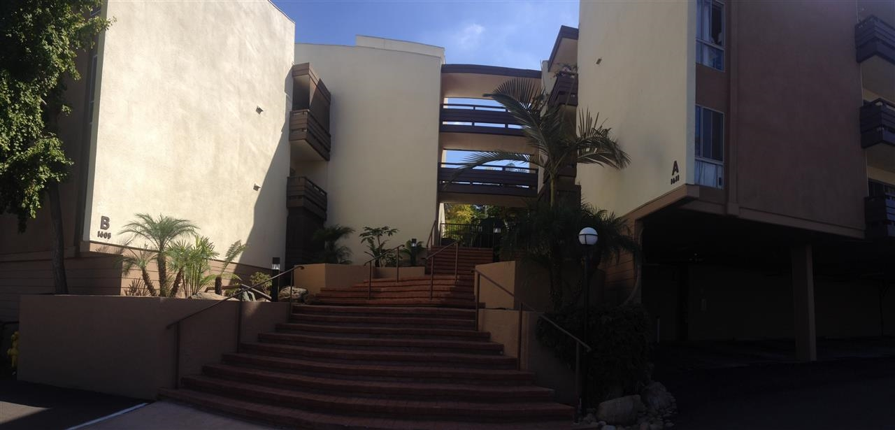 Photo 1: MISSION VILLAGE Condo for sale : 2 bedrooms : 1605 S Hotel Circle #B216 in San Diego