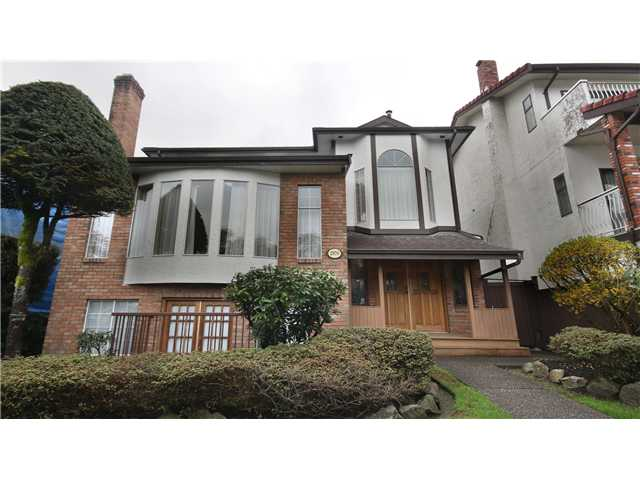 Main Photo: 2970 W 22ND Avenue in Vancouver: Arbutus House for sale (Vancouver West)  : MLS® # V1112934