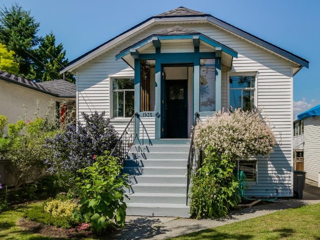 Main Photo: 1935 E GEORGIA Street in Vancouver: Hastings House for sale (Vancouver East)  : MLS® # V1126035