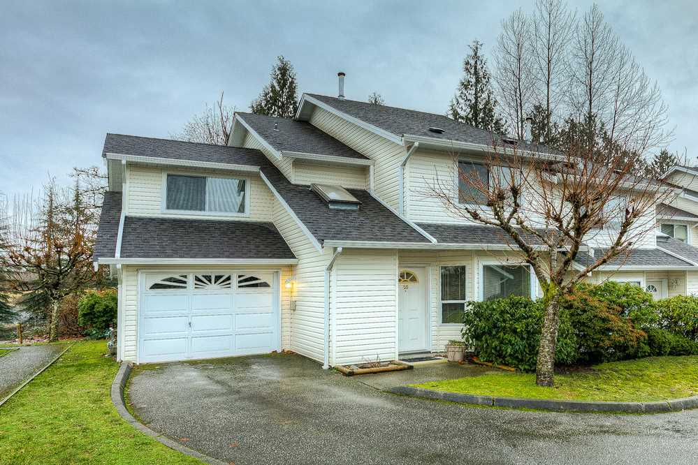 "Main Photo: 50 11588 232 Street in Maple Ridge: Cottonwood MR Townhouse for sale in ""COTTONWOOD VILLAGE"" : MLS® # R2028826"