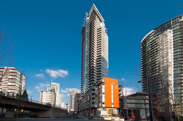 "Main Photo: 3005 1372 SEYMOUR Street in Vancouver: Downtown VW Condo for sale in ""The Mark"" (Vancouver West)  : MLS® # R2040403"