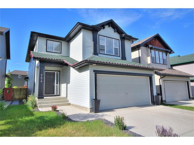 Main Photo: 224 EVERMEADOW Avenue SW in Calgary: Evergreen House for sale : MLS® # C4071056