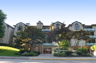 "Main Photo: 201 19142 122 Avenue in Pitt Meadows: Central Meadows Condo for sale in ""PARKWOOD MANOR"" : MLS® # R2104134"