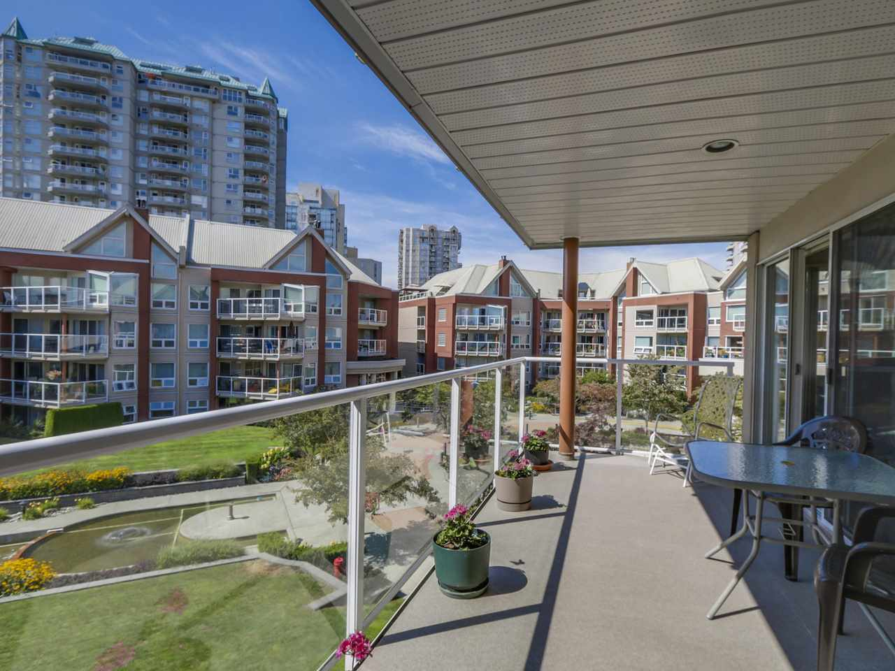 "Photo 13: 308A 1220 QUAYSIDE Drive in New Westminster: Quay Condo for sale in ""TIFFANY SHORES"" : MLS(r) # R2106007"