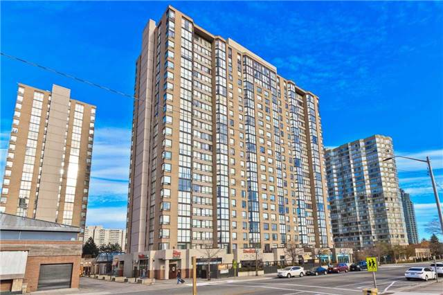 Main Photo: 204 285 Enfield Place in Mississauga: City Centre Condo for lease : MLS(r) # W3667761