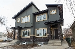 Main Photo: 10247 84 Street in Edmonton: Zone 19 House Half Duplex for sale : MLS(r) # E4051095