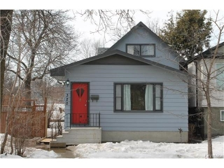 Main Photo: 320 Albany Street in Winnipeg: Deer Lodge Residential for sale (5E)  : MLS® # 1705795