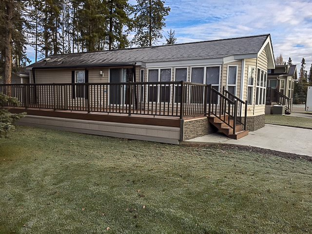 Main Photo: 171 53126 RGE RD 70: Rural Parkland County Manufactured Home for sale : MLS® # E4056704