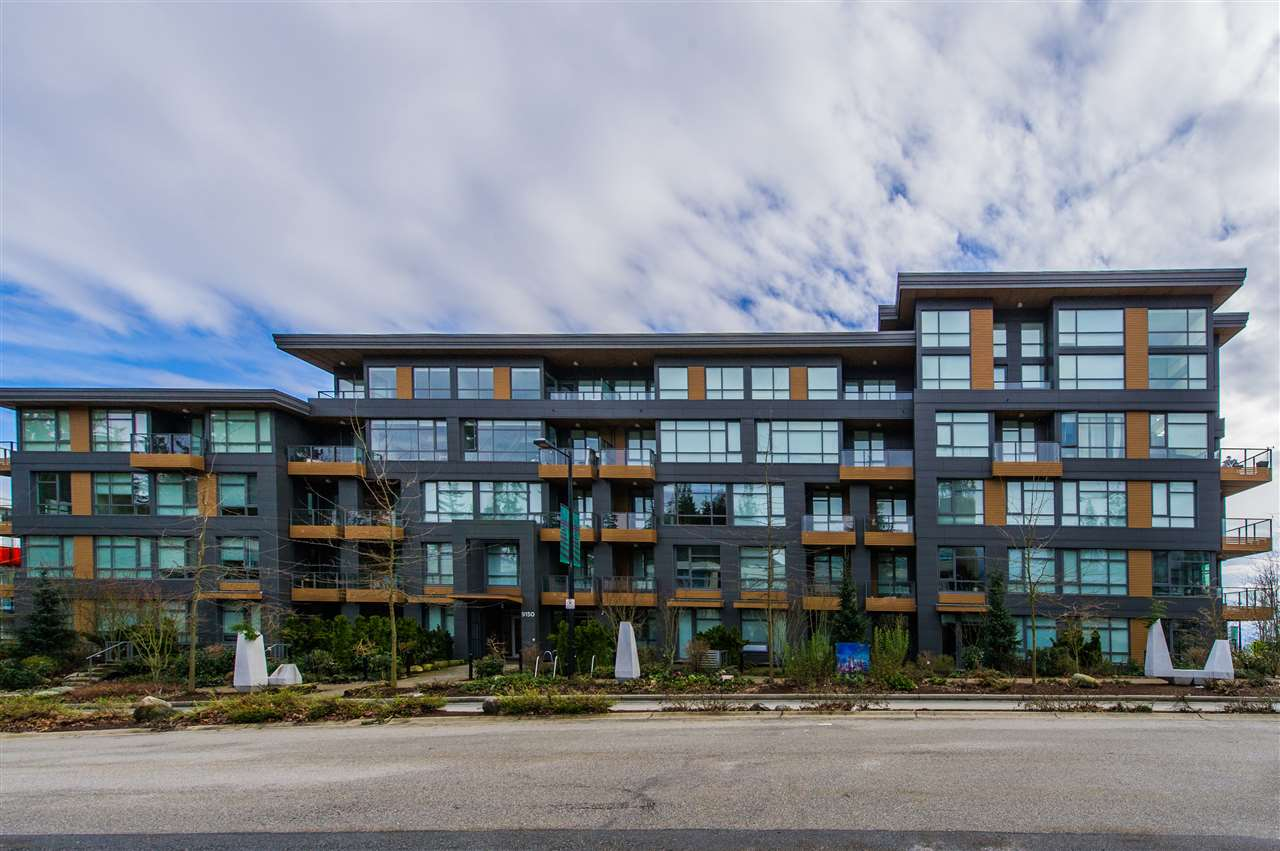 Main Photo: 203 9150 UNIVERSITY HIGH Street in Burnaby: Simon Fraser Univer. Condo for sale (Burnaby North)  : MLS(r) # R2154159