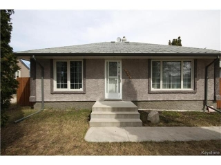 Main Photo: 1007 Talbot Avenue in Winnipeg: East Elmwood Residential for sale (3B)  : MLS(r) # 1710369