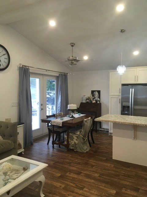 "Photo 4: 7 53480 BRIDAL FALLS Road in Rosedale: Rosedale Popkum Manufactured Home for sale in ""Bridal Falls RV Resort"" : MLS® # R2176132"