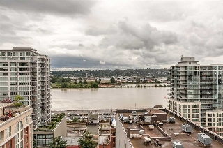 "Main Photo: 1106 720 CARNARVON Street in New Westminster: Downtown NW Condo for sale in ""CARNARVON TOWERS"" : MLS(r) # R2179159"