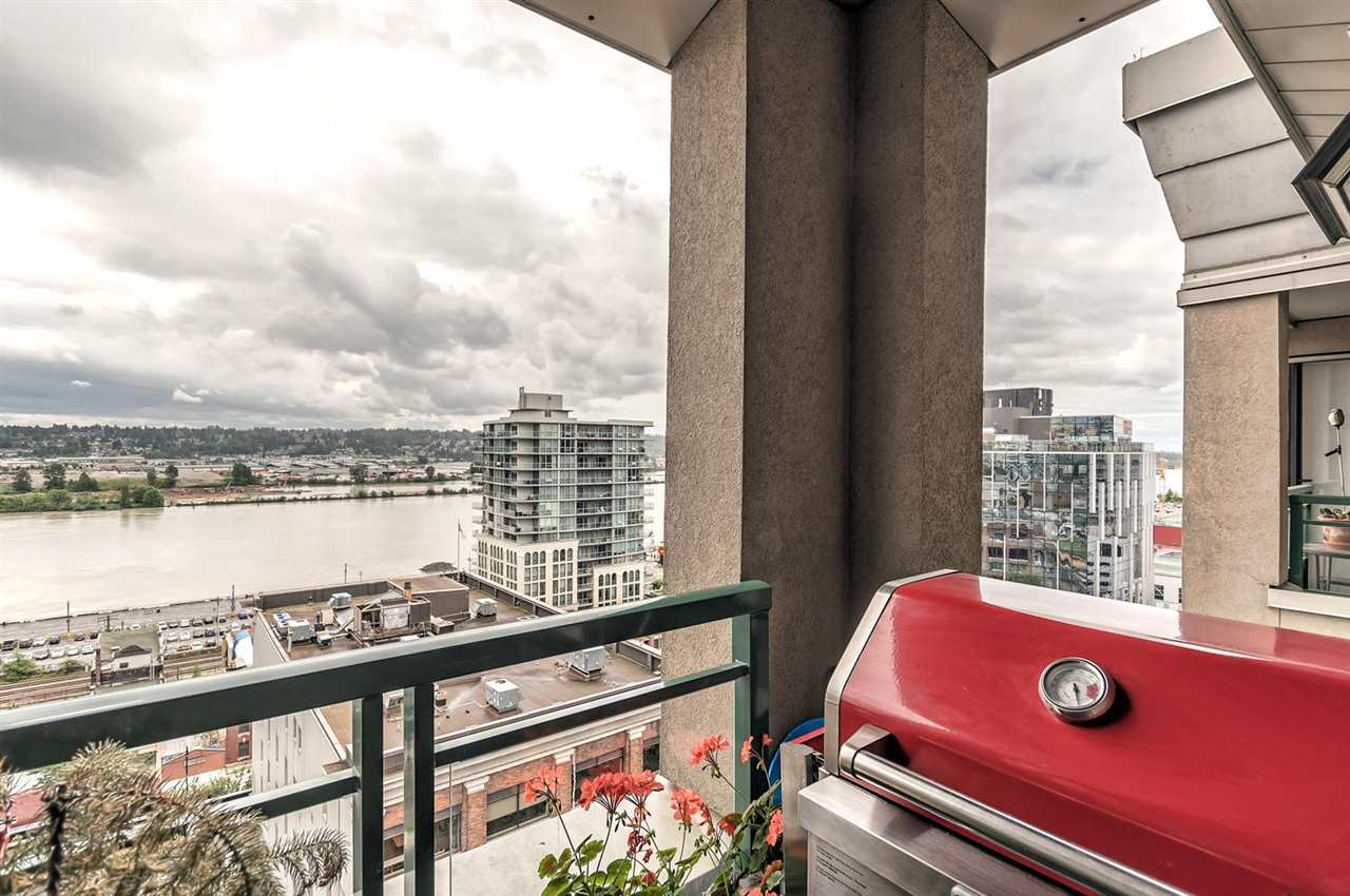 "Photo 14: 1106 720 CARNARVON Street in New Westminster: Downtown NW Condo for sale in ""CARNARVON TOWERS"" : MLS(r) # R2179159"