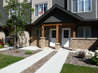 Main Photo: 39 9515 160 Avenue in Edmonton: Zone 28 Townhouse for sale : MLS® # E4071922