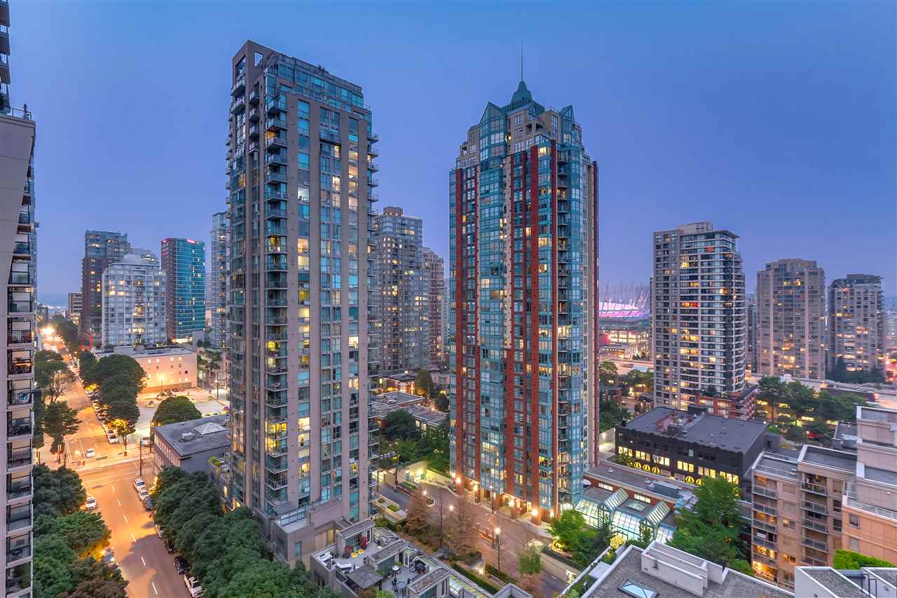 "Main Photo: 1806 989 RICHARDS Street in Vancouver: Downtown VW Condo for sale in ""MONDRIAN ONE"" (Vancouver West)  : MLS® # R2194573"