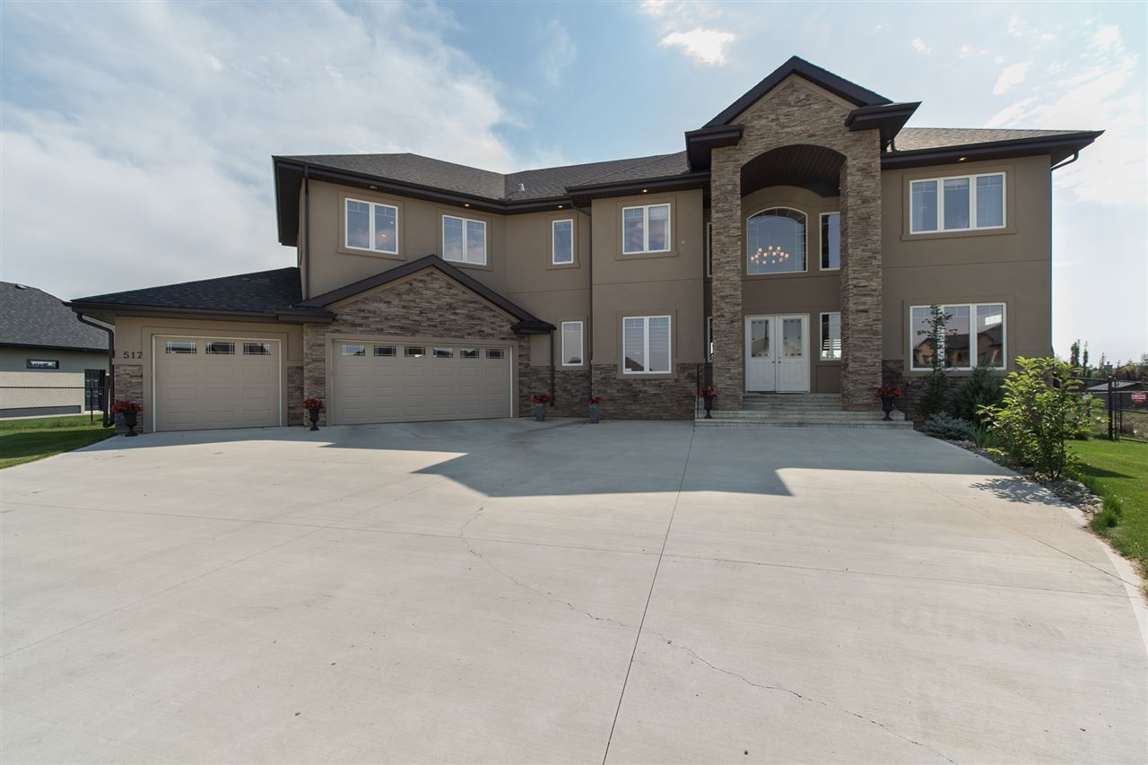 Main Photo: 517 Manor Pointe Court: Rural Sturgeon County House for sale : MLS® # E4079401