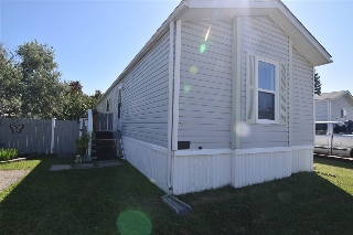 Main Photo: 87 Evergreen Park NW in Edmonton: Zone 51 Mobile for sale : MLS® # E4079669