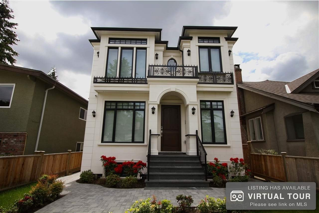 Main Photo: 3908 W 17TH Avenue in Vancouver: Dunbar House for sale (Vancouver West)  : MLS®# R2208390
