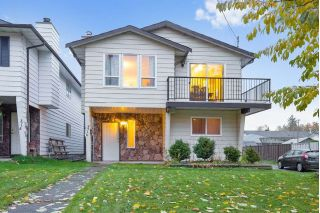 Main Photo: 3716 COAST MERIDIAN Road in Port Coquitlam: Oxford Heights House for sale : MLS® # R2222391