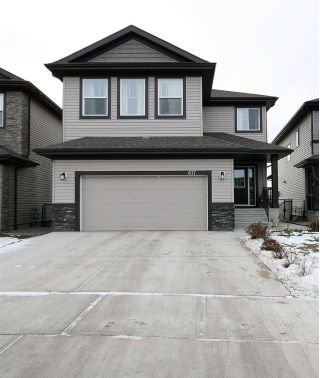 Main Photo:  in Edmonton: Zone 27 House for sale : MLS® # E4091316