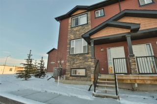 Main Photo: 58 301 Palisades Way: Sherwood Park Townhouse for sale : MLS® # E4092251