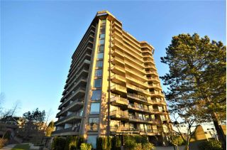 Main Photo: 808 3760 ALBERT Street in Burnaby: Vancouver Heights Condo for sale (Burnaby North)  : MLS®# R2238671